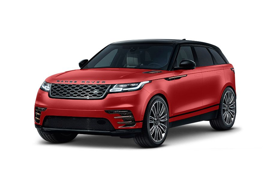 Land Rover Range Rover VelarFirenze Red Color