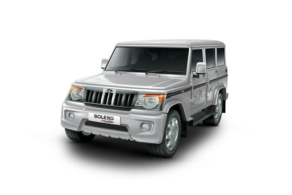 Mahindra Bolero Power PlusSilver Color