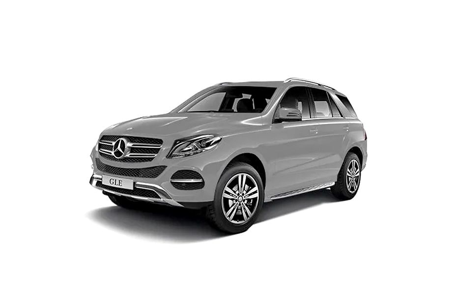 Mercedes-Benz GLEIridium Silver Color