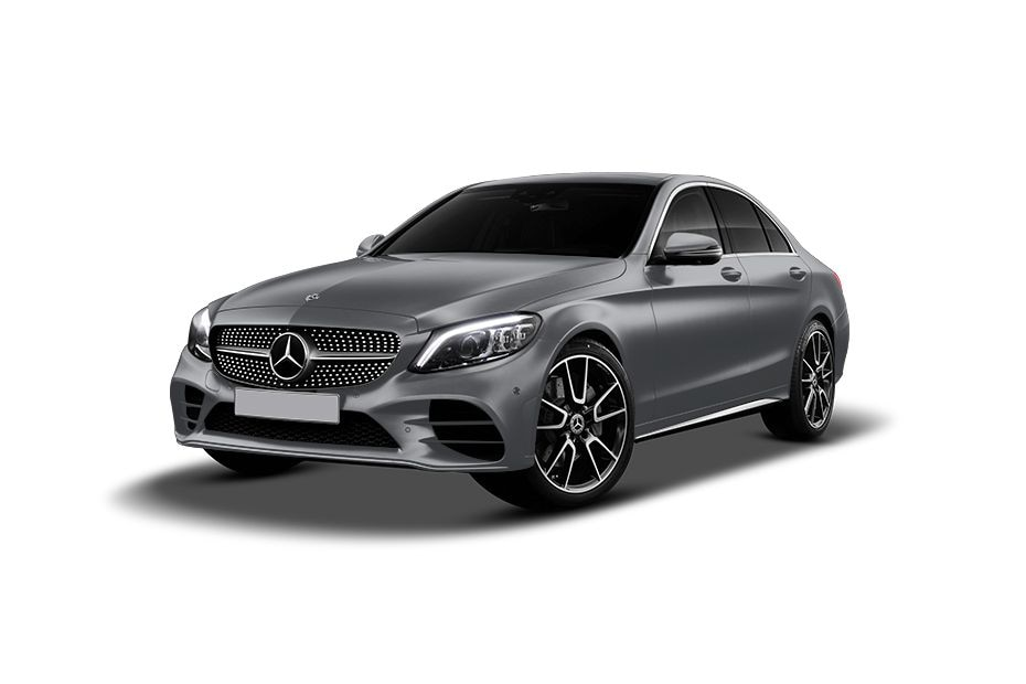 Mercedes-Benz C-ClassSelenite Grey Metallic Color