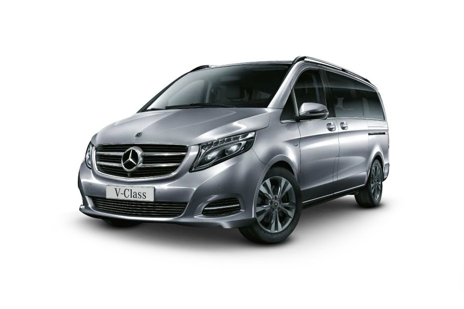 Mercedes-Benz V-ClassBrilliant Silver Color