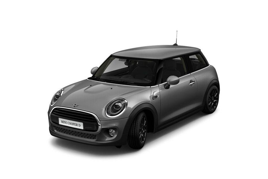 Mini Cooper 3 DOORMoonwalk Grey Color