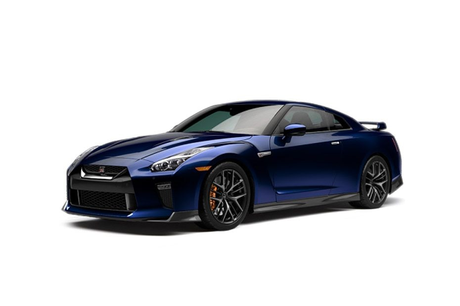 Nissan GT-RBLUE RACING Color