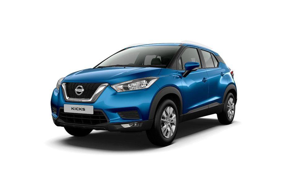 Nissan KicksDeep Blue Pearl Color