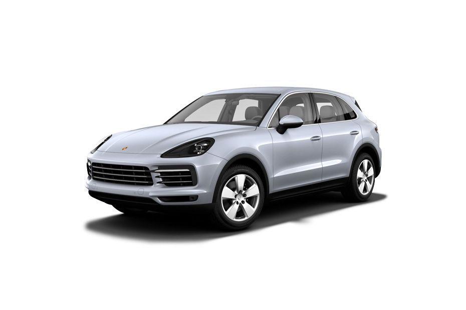 Porsche CayenneRhodium Silver Metallic Color