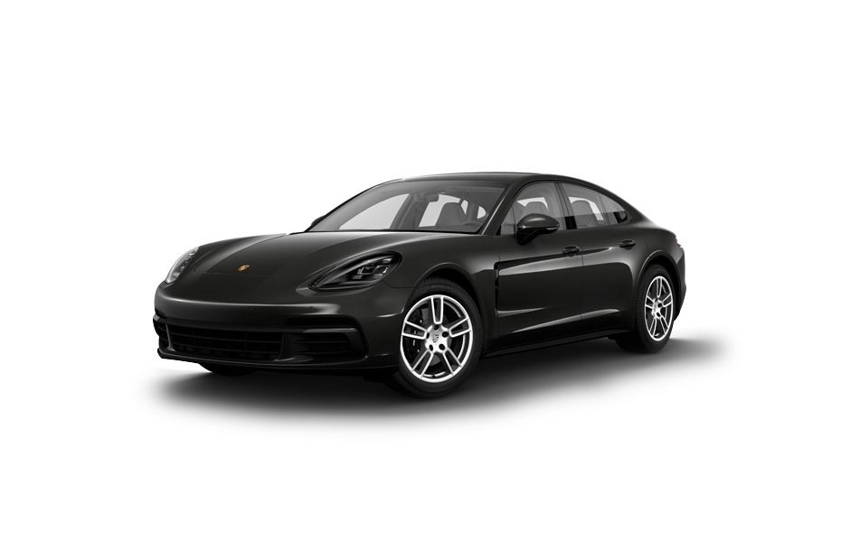 Porsche PanameraVulcano Grey Metallic Color