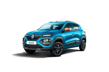Renault Kwid Colours Kwid Color Images Cardekho Com