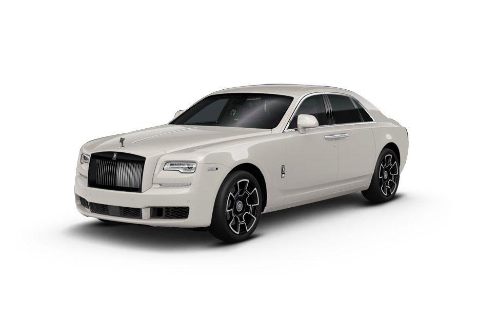 Rolls Royce GhostWhite Sands Color