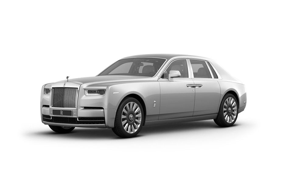 Rolls Royce PhantomWhite Sands Color