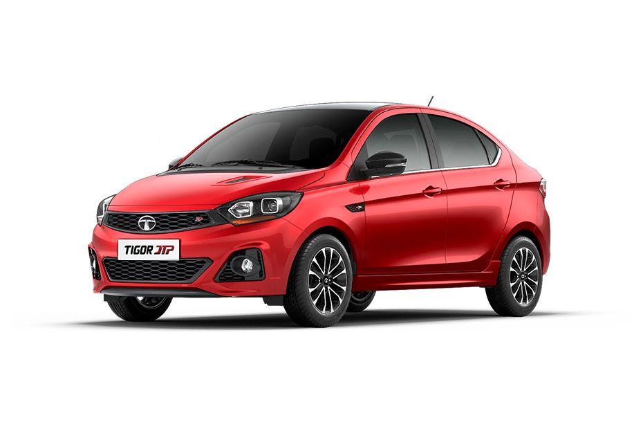 Tata Tigor JTPRed Color