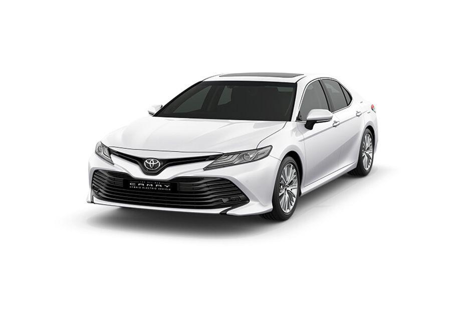 Toyota CamryPLATINUM WHITE PEARL Color