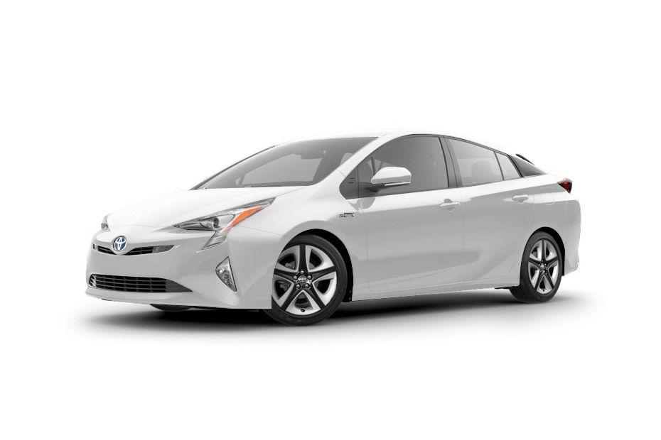 Toyota PriusSuper White II Color