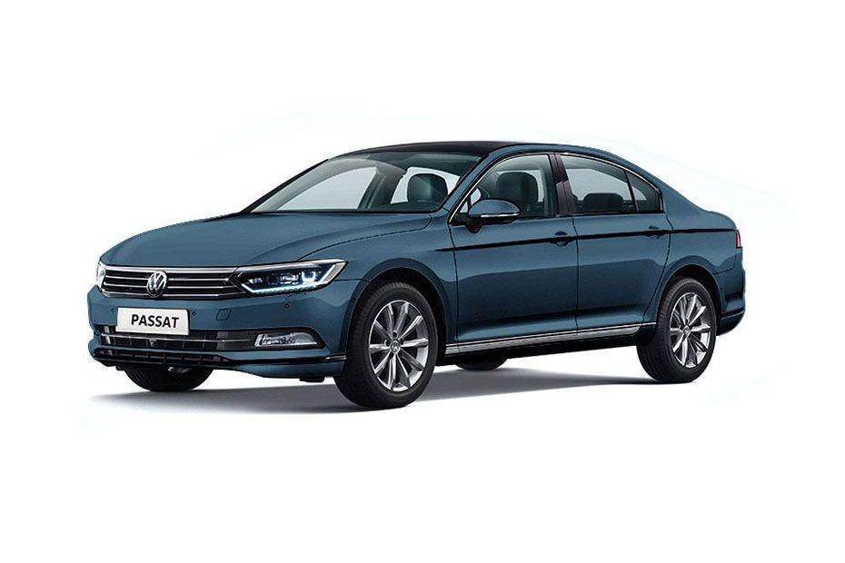 Volkswagen PassatAtlantic Blue Color