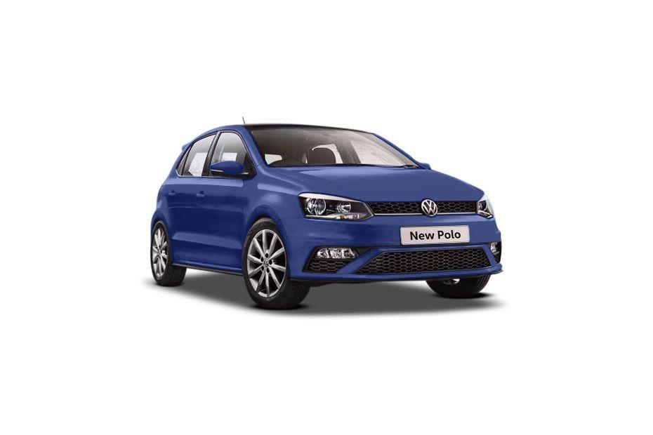 Volkswagen PoloLapiz Blue Color