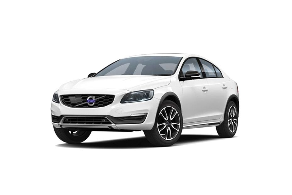 Volvo S60 Cross CountryCrystal White Pearl Metallic Color