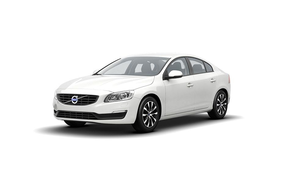 Volvo S60Crystal White Pearl Metallic Color
