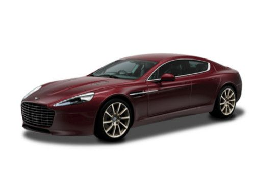 Aston Martin Rapide Divine Red Color