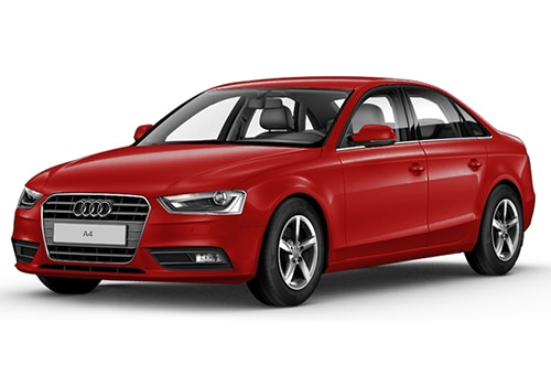 Audi A4 2008-2014 Misano Red Pearl Effect Color