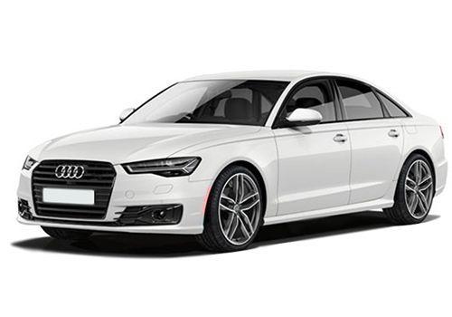 Audi A6 Ibis White Color