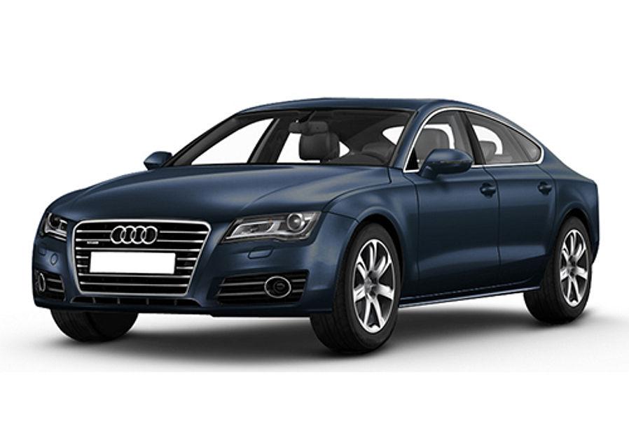 Oolong Grey Metallic - Audi A7