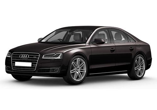 Audi A8 Brilliant Black Color