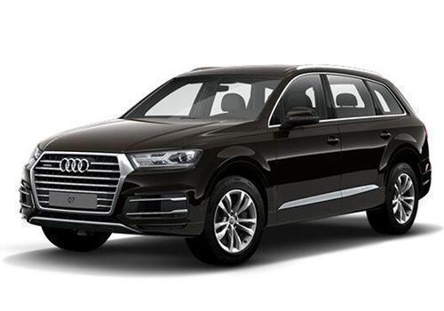 Audi Q7Argus Brown Metallic Color