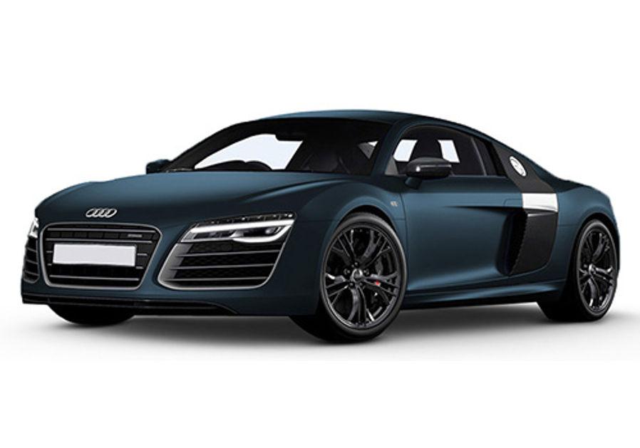 Daytona Grey pearl effect - Audi R8