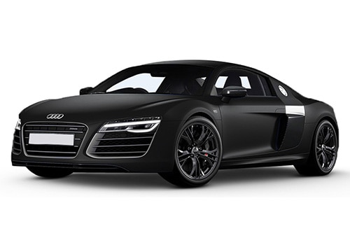 Audi R8 2012-2015 Panther Black Color