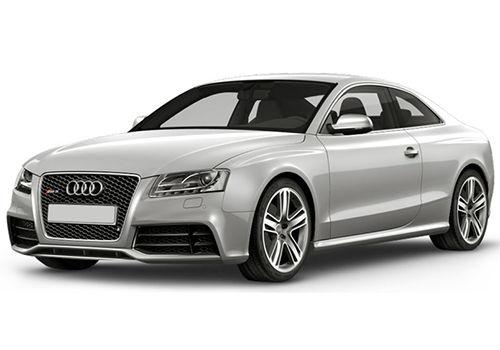 Audi RS5Prisma silver Color