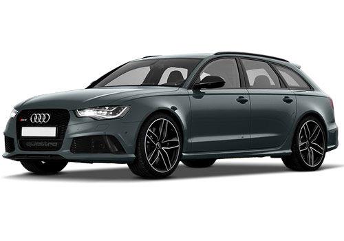 Audi RS6 Daytona grey matte effect Color