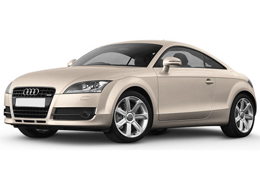 Sahara Silver Metallic - Audi TT