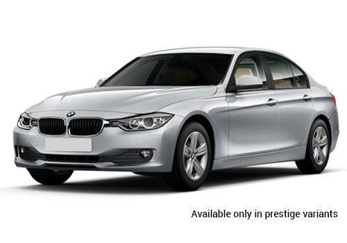 BMW 3 Series Glacier Silver Prestige Variant Color