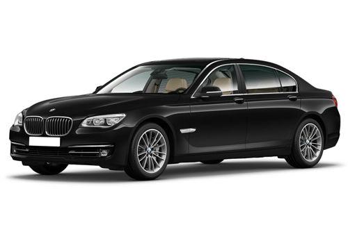 BMW 7 Series 2012-2015 Black Sapphire Color