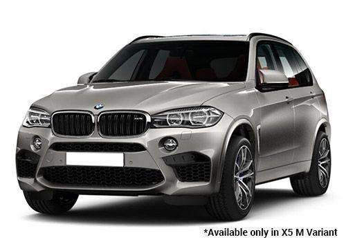 BMW M SeriesMetallic Donington Grey X5 M Variant Color