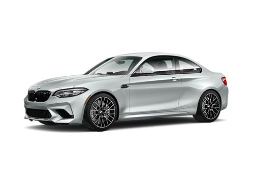 BMW M2 Hockenheim Silver Metallic Color