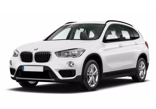 BMW X1 Alpine White Color
