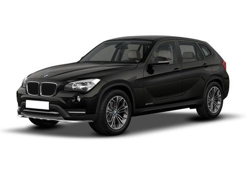 BMW X1 2010-2012 Black Sapphire Color