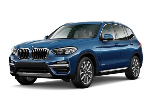 BMW X3 Phytonic Blue Color