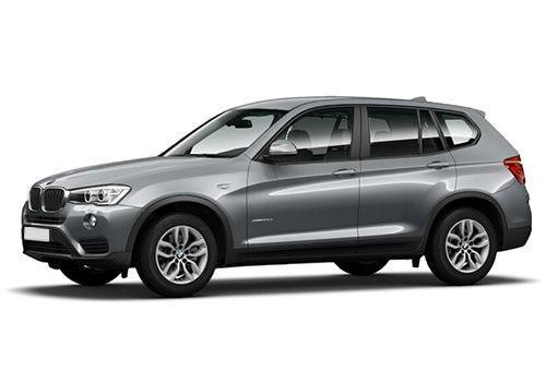 BMW X3Space Grey Color