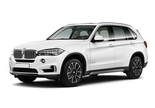 BMW X5 Alpine White Color
