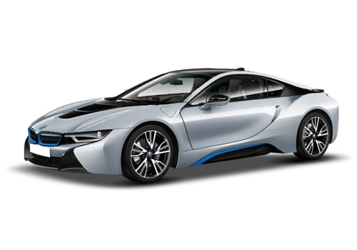 BMW I8 Ionic Silver Color