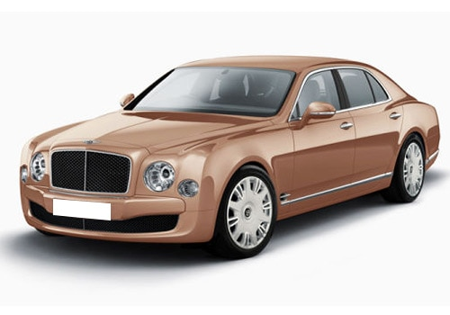 Bentley MulsanneAmber Color