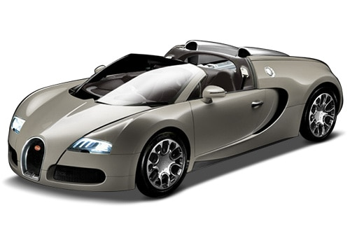 Bugatti Veyron Beige Gold-M Color