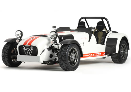 Caterham 7 Price, Images, Mileage, Specifications, Reviews