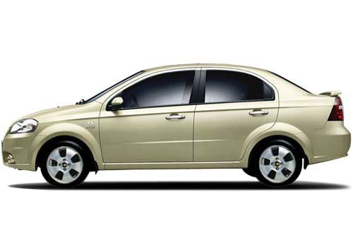 Chevrolet Aveo Specifications Features Configurations Dimensions