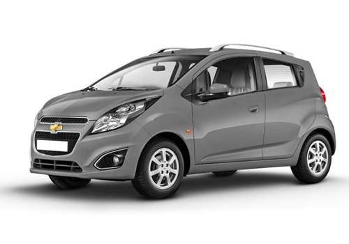 Chevrolet Beat 2014 2016 Diesel Manchester United Edition On Road