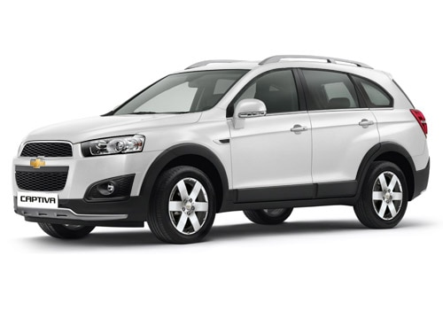 Chevrolet Captiva Price, Images, Mileage, Reviews, Specs