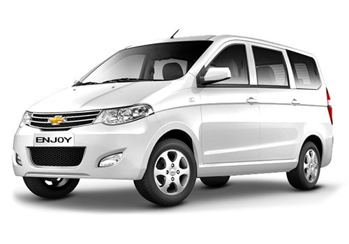 Chevrolet Enjoy 2013 2015 Tcdi Lt 7 Seater On Road Price Diesel Features Specs Images