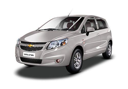 Chevrolet Sail Hatchback 2012-2013
