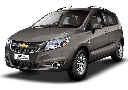 Chevrolet Sail Hatchback 1.2 LS ABS